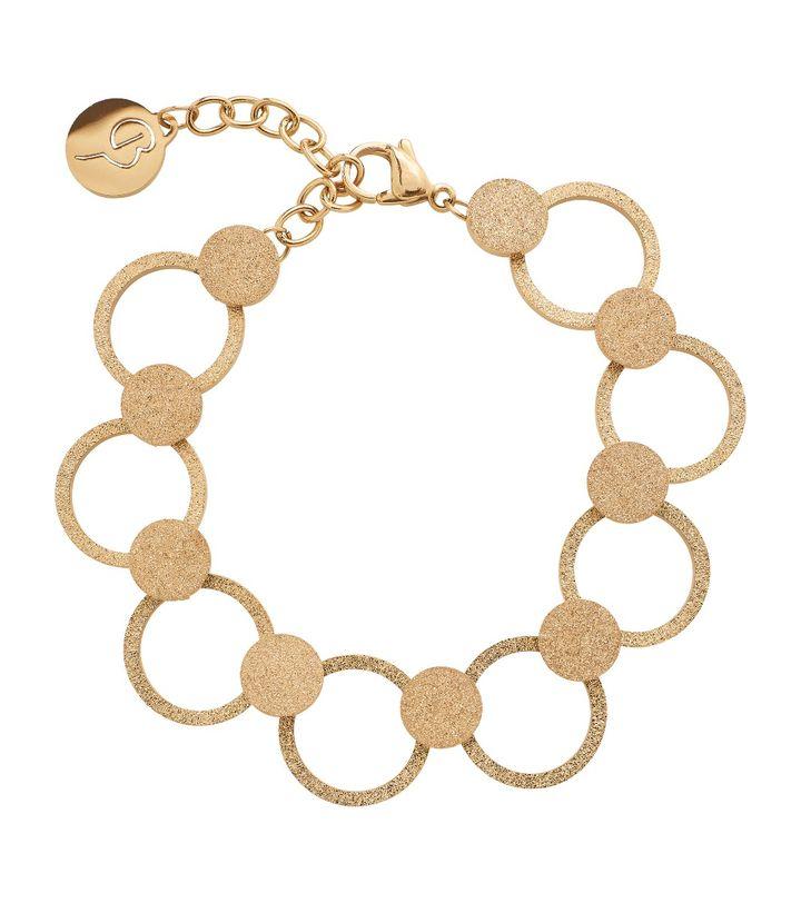 Valerie Bracelet Sparkle Gold