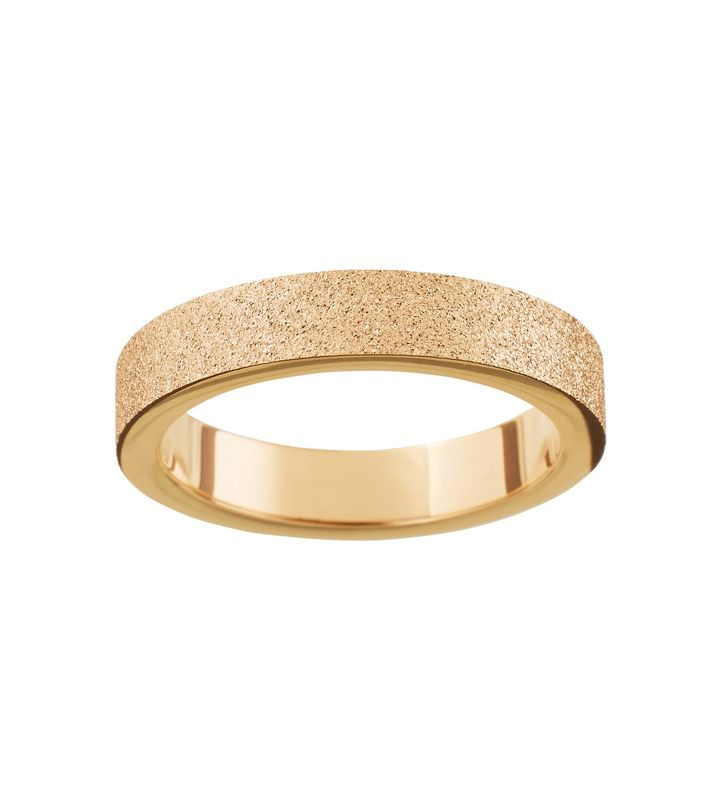 Valerie Ring Sparkle Gold