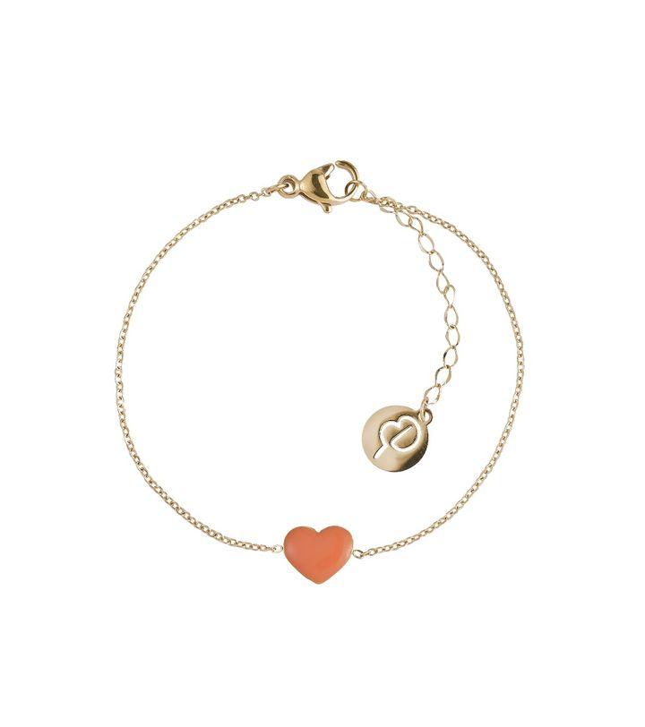 Venice Bracelet Heart Child Gold