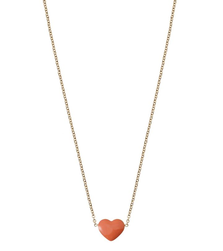 Venice Necklace Heart Child Gold