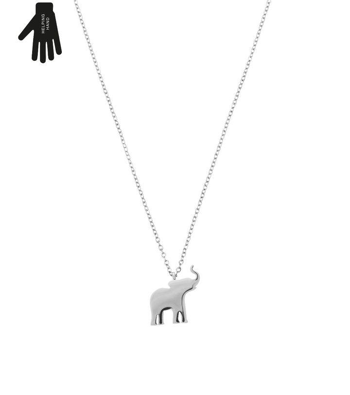 Vigor Necklace Child Steel