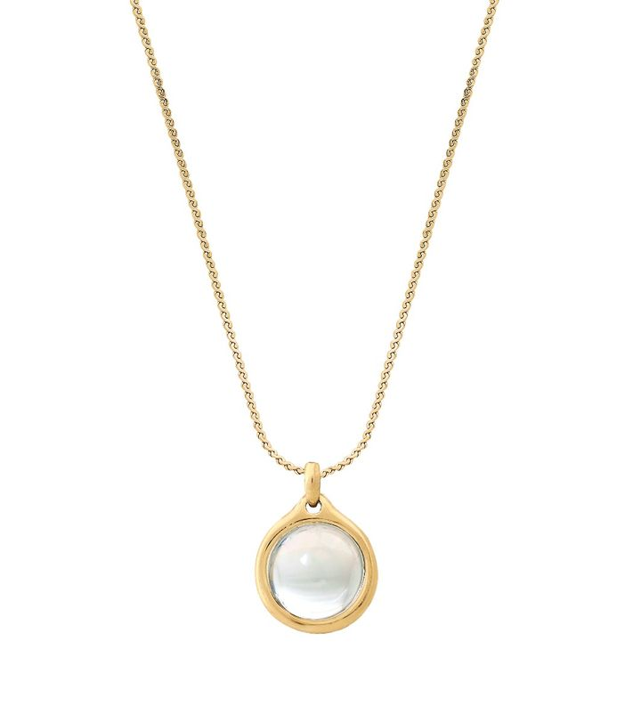 Visions Necklace S Gold