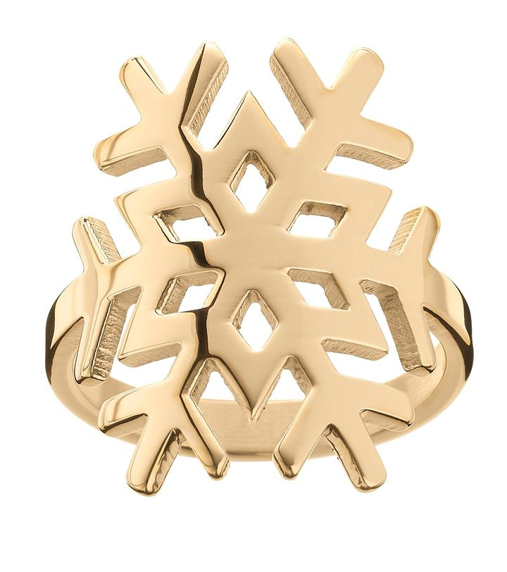 Winter Ring Gold