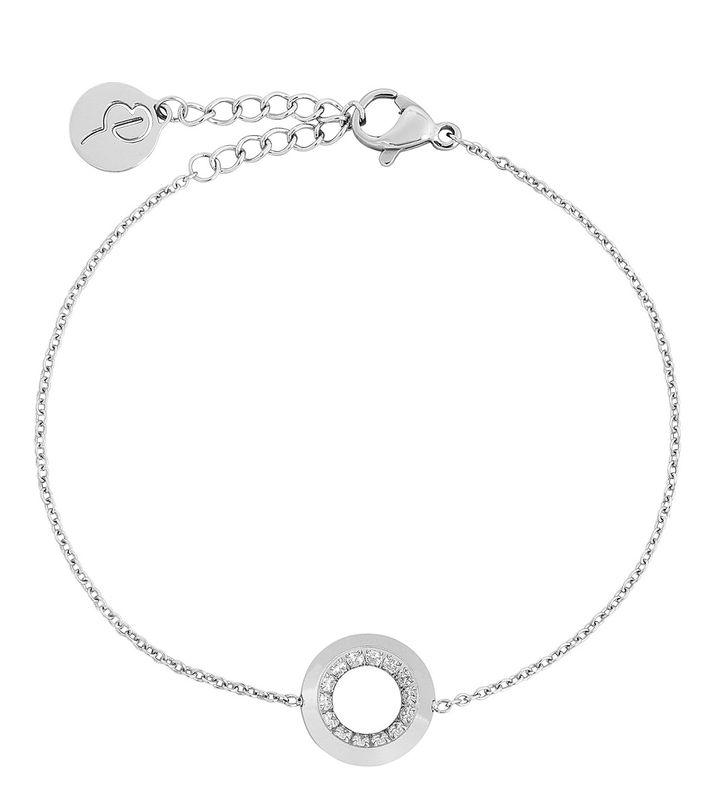 Zinnia Bracelet Steel