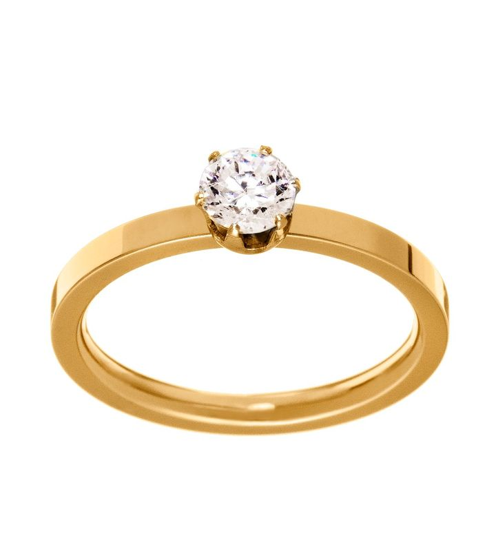 Crown Ring Gold