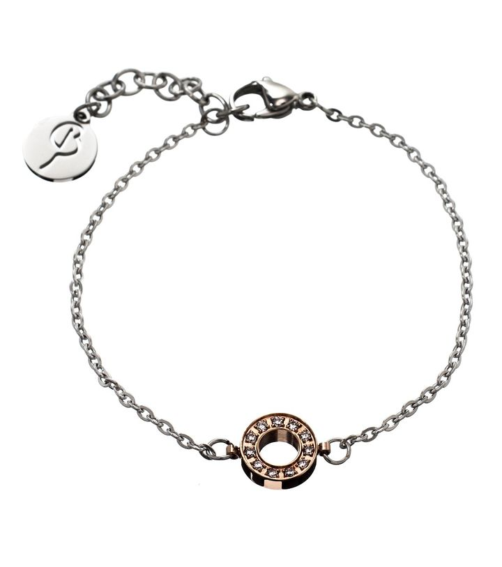 Eternity bracelet mini rose gold