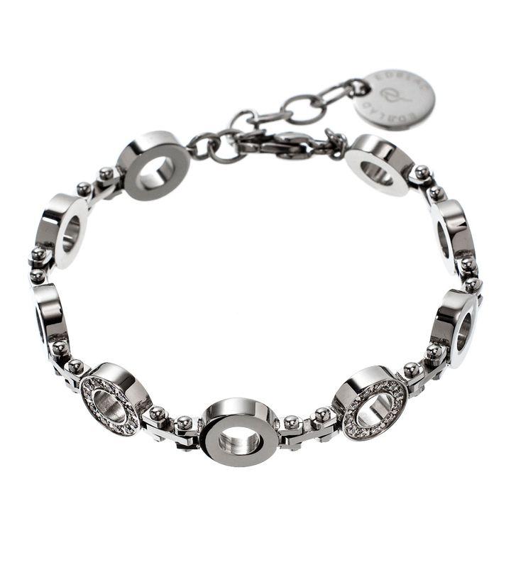 Eternity bracelet multi steel
