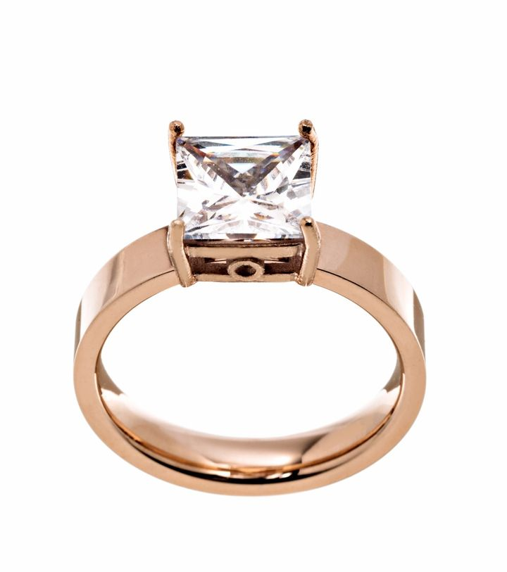 Greta Ring Rose Gold