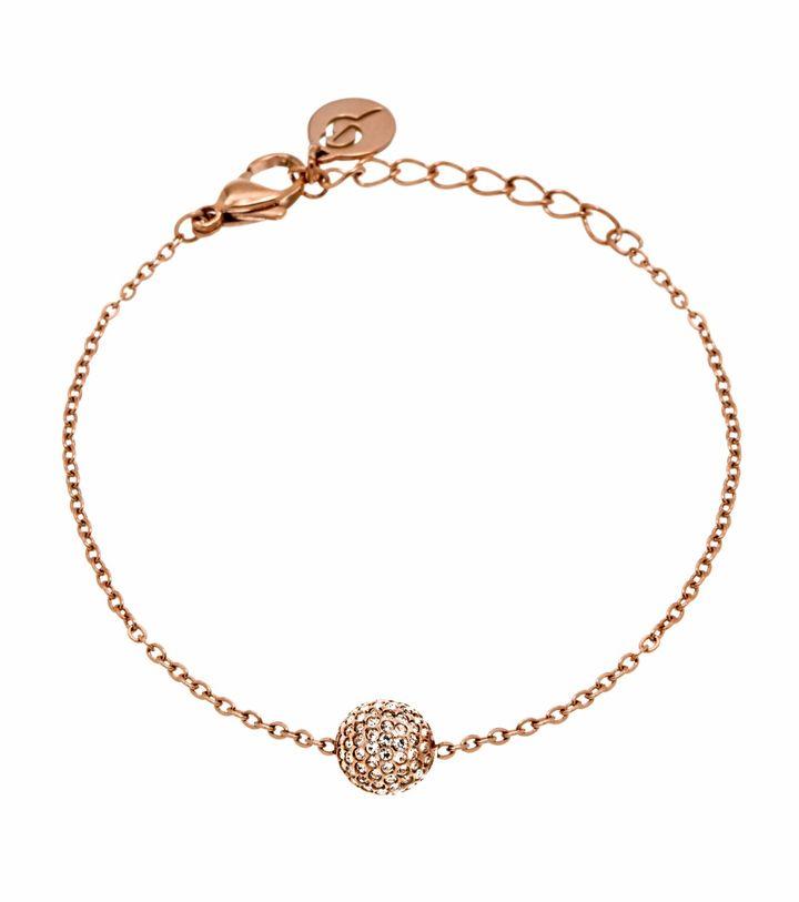 Snowball Bracelet Rose Gold