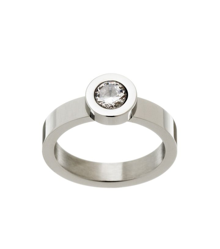 Stella Ring Steel
