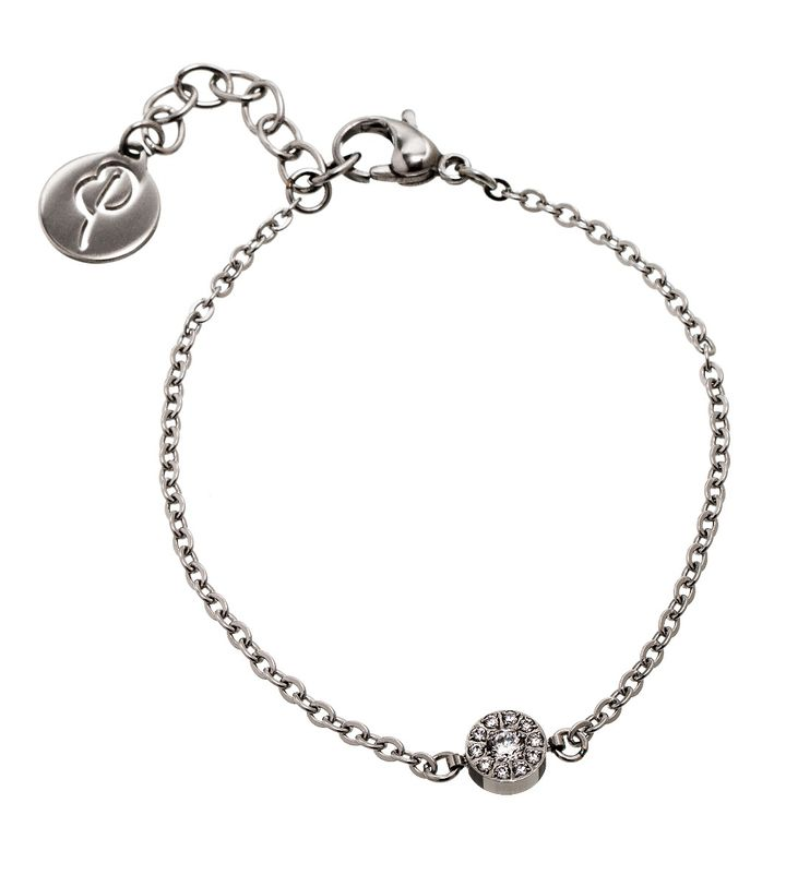 Thassos Bracelet Mini Steel