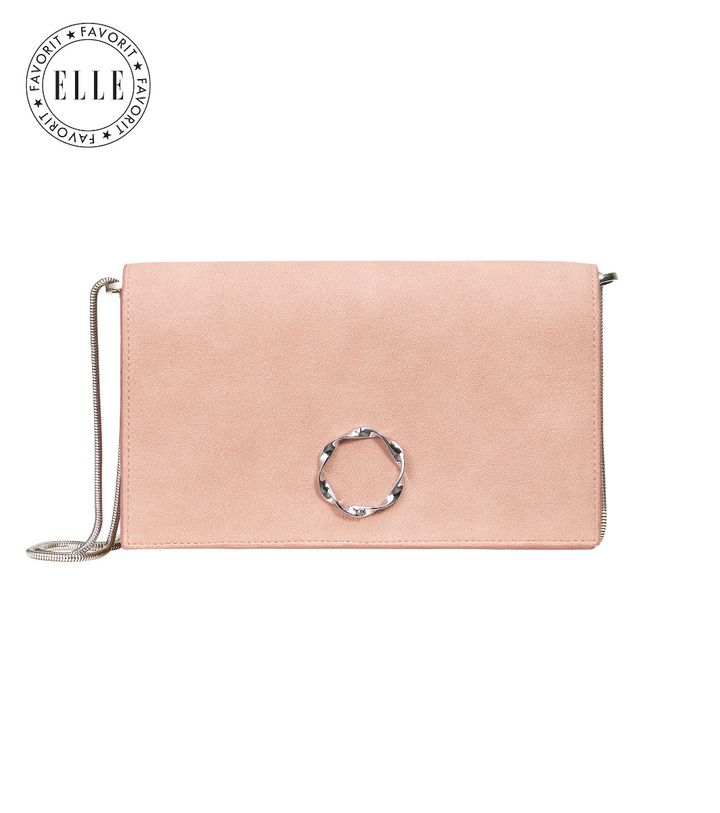 Iman Evening Bag Dusty Pink