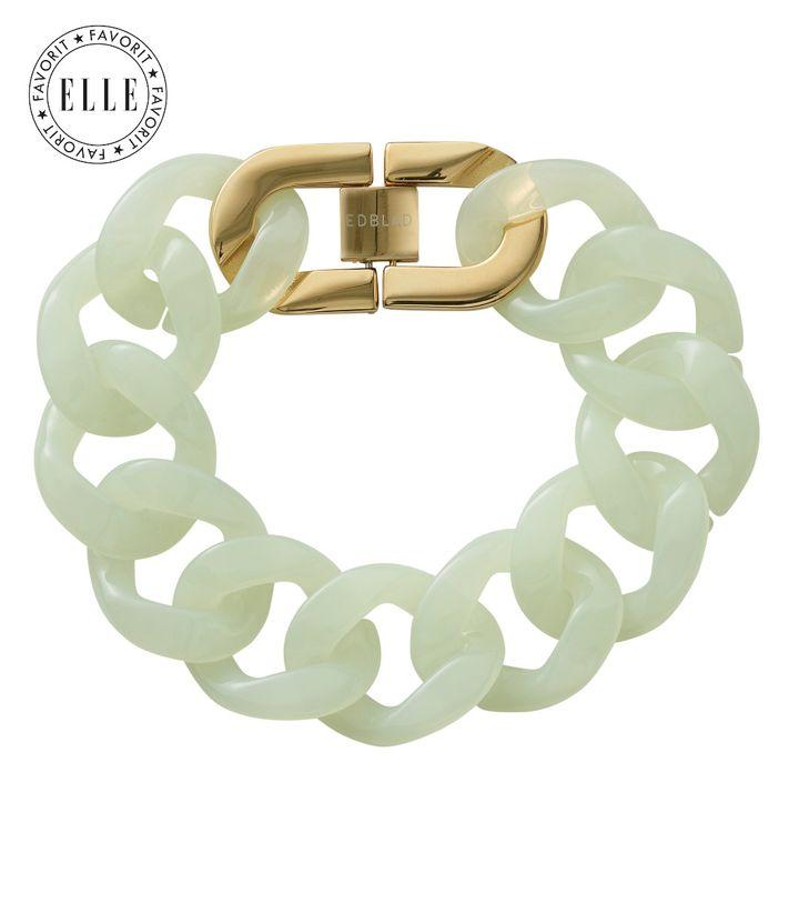 Malibu Bracelet Pool Blue Gold