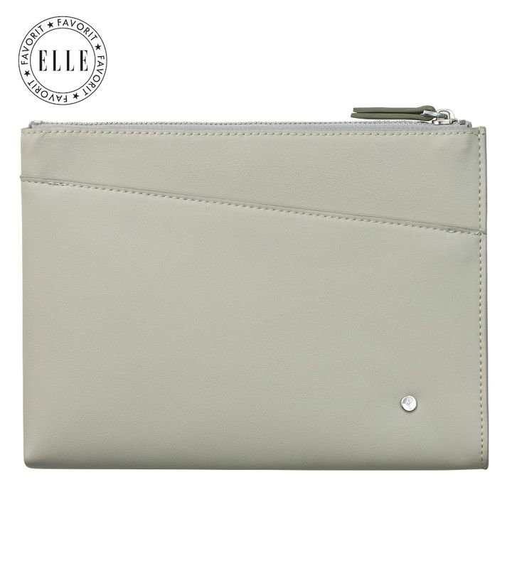 Whoopi Pouch Light Grey